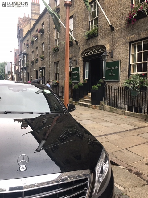 London Airport Transfers at Hotel du Vin & Bistro