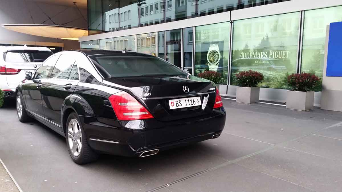Limousine Service Switzerland