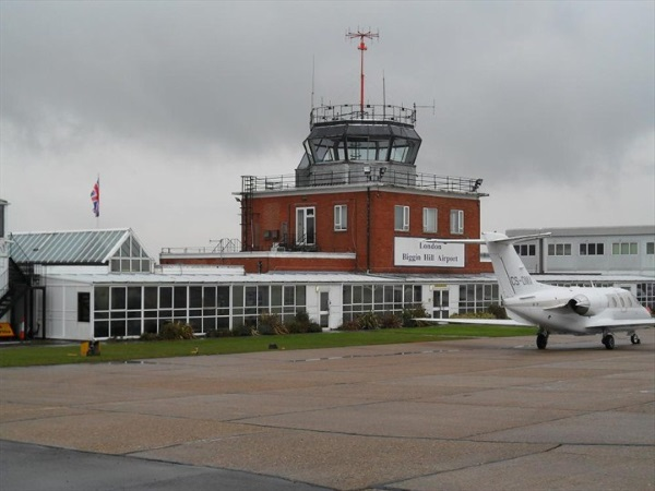 London Biggin Hill Airport | London Airport Transfers