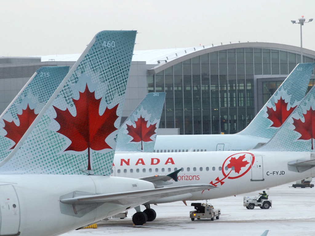 Air Canada Summer Schedule - London airport transfer.