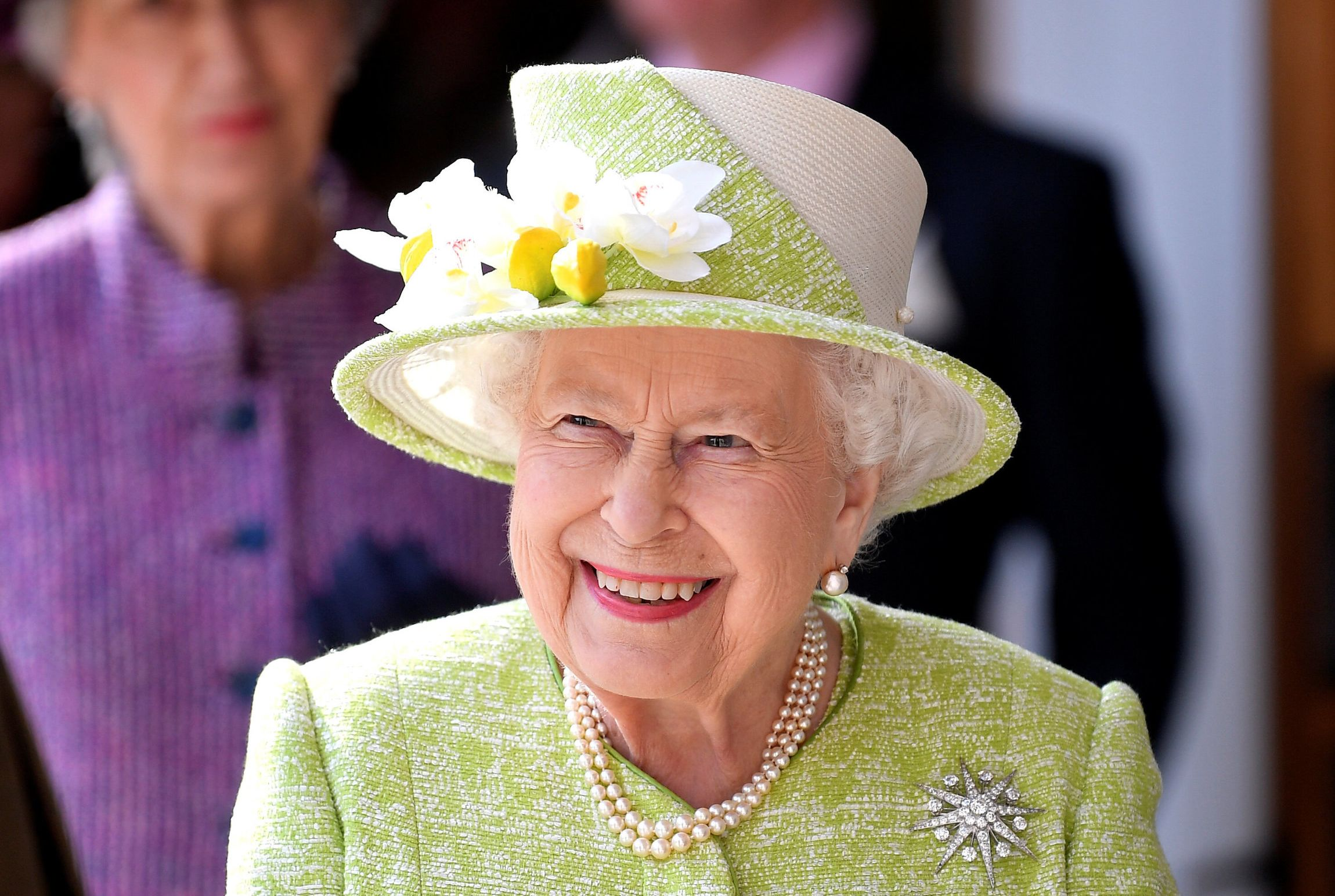 Queen Elizabeth II - London airport transfer.