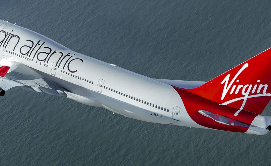Virgin Atlantic - London city airport transfers.