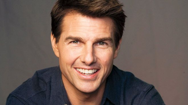 Tom Cruise - London airport transfer.