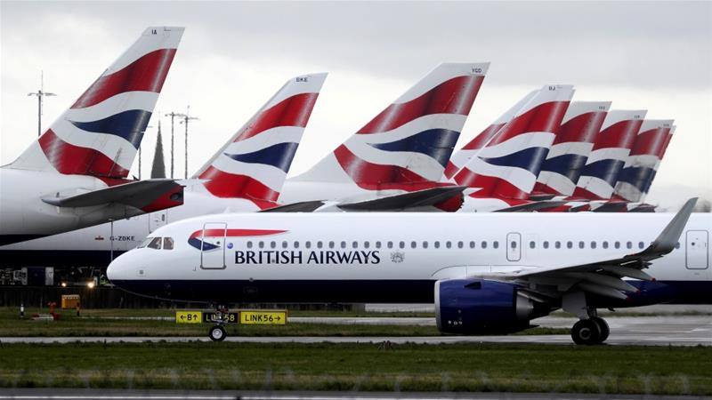 UK may reduce Tourism - London airport transfer.