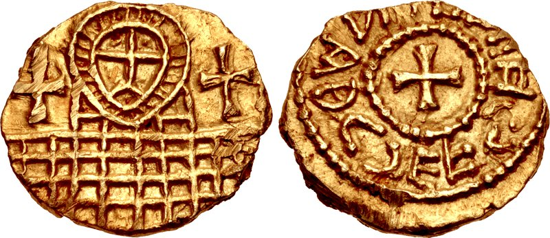 Anglo-Saxon coin - London Airport Transfers