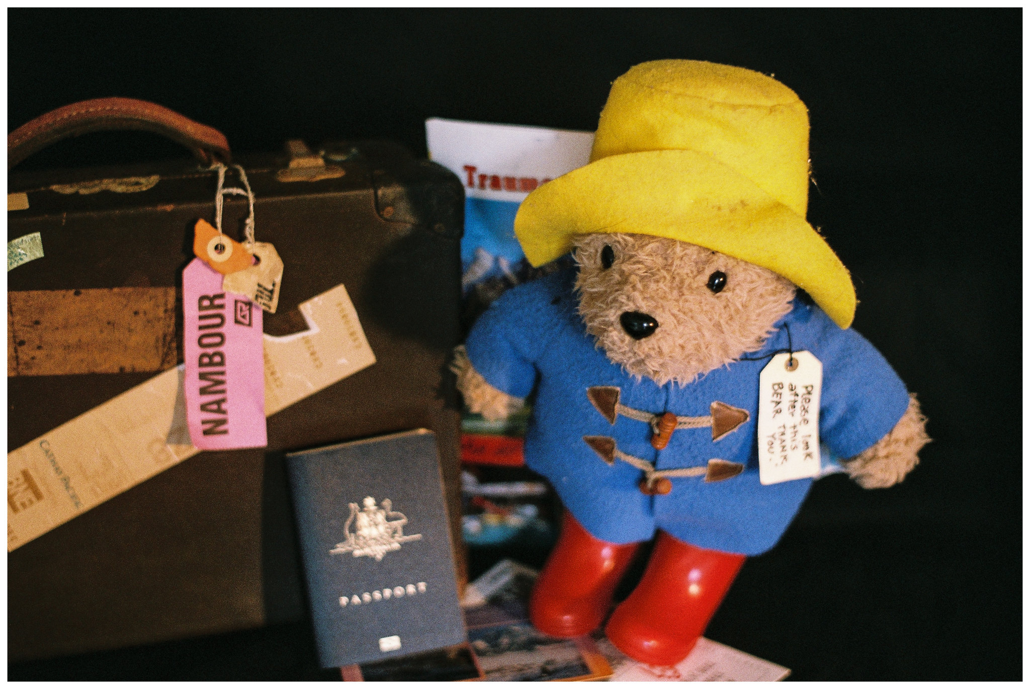 A new exhibition about Paddington Bear - London Airport Transfers