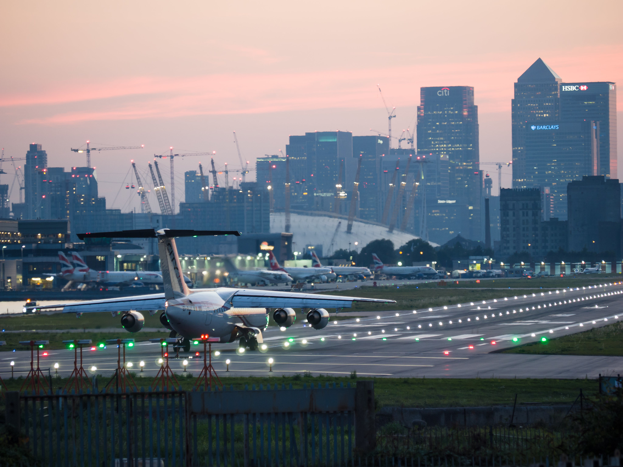 Welcome back video to travellers from London City Airport - London Airport Transfers
